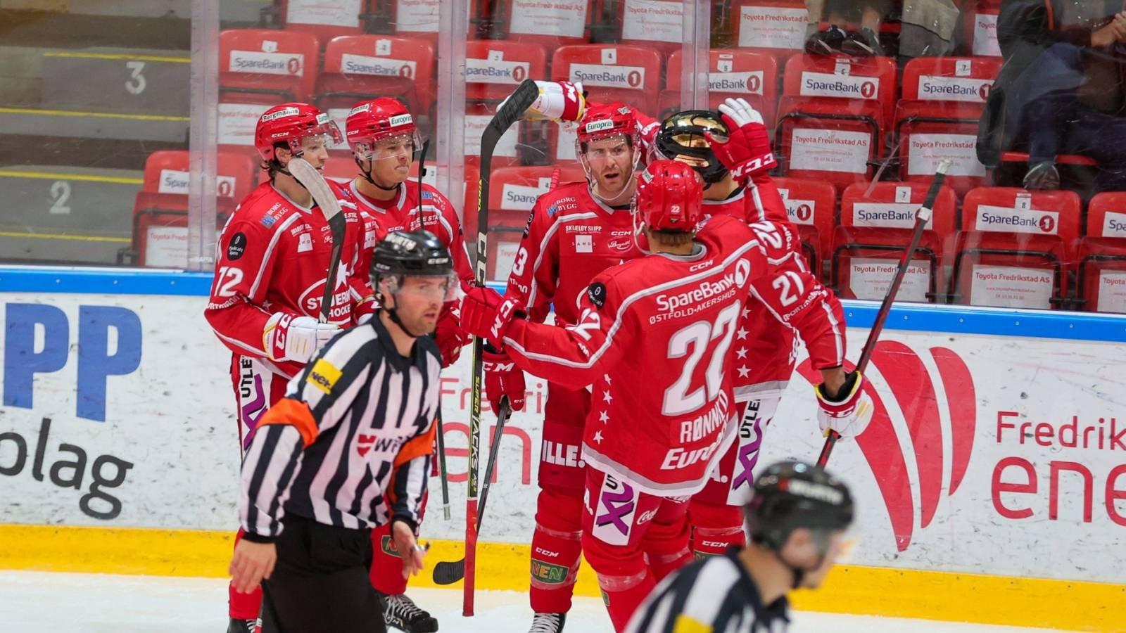 Lillehammer - Stjernen 2-3 OT