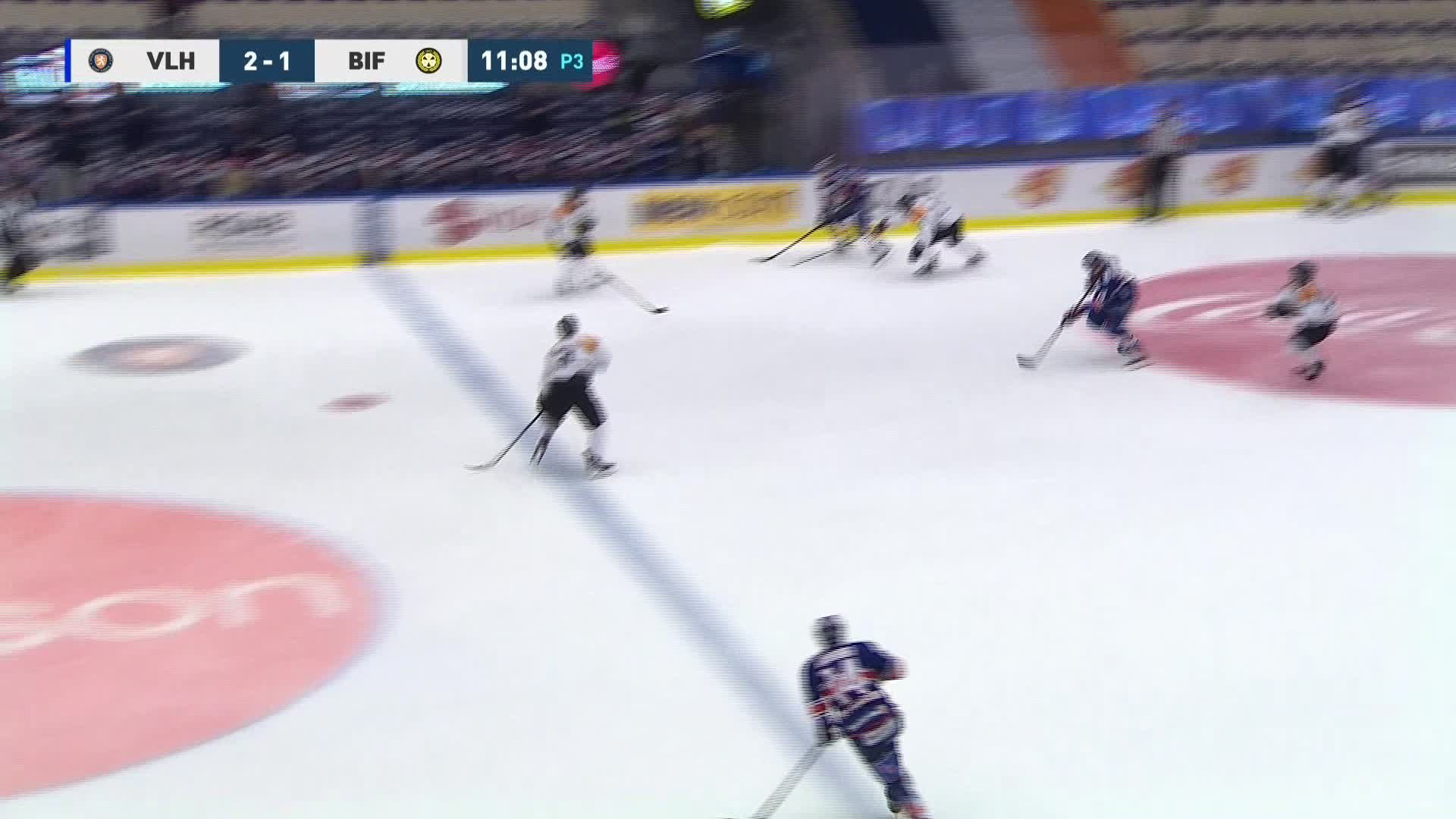 Växjö Lakers - Brynäs IF 3-1