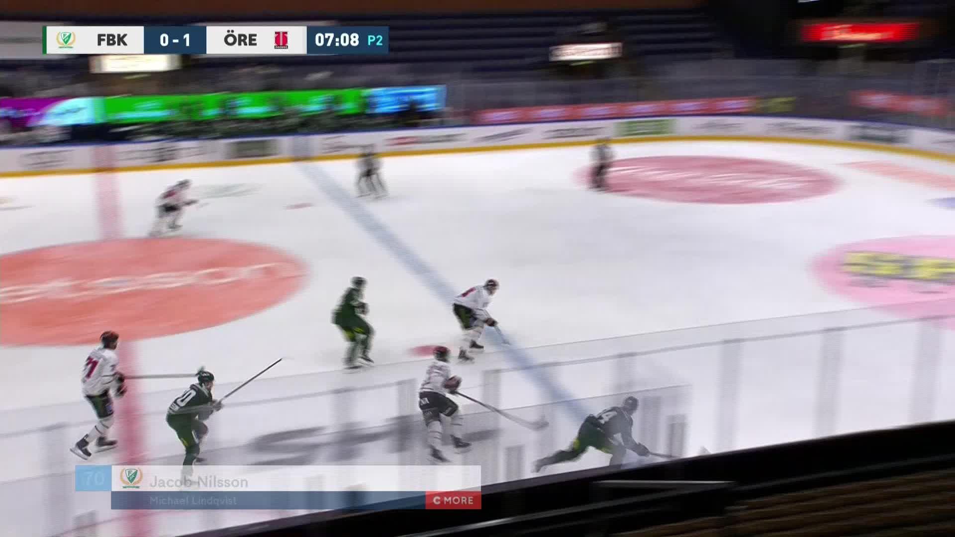 Färjestad BK - Örebro Hockey 1-1