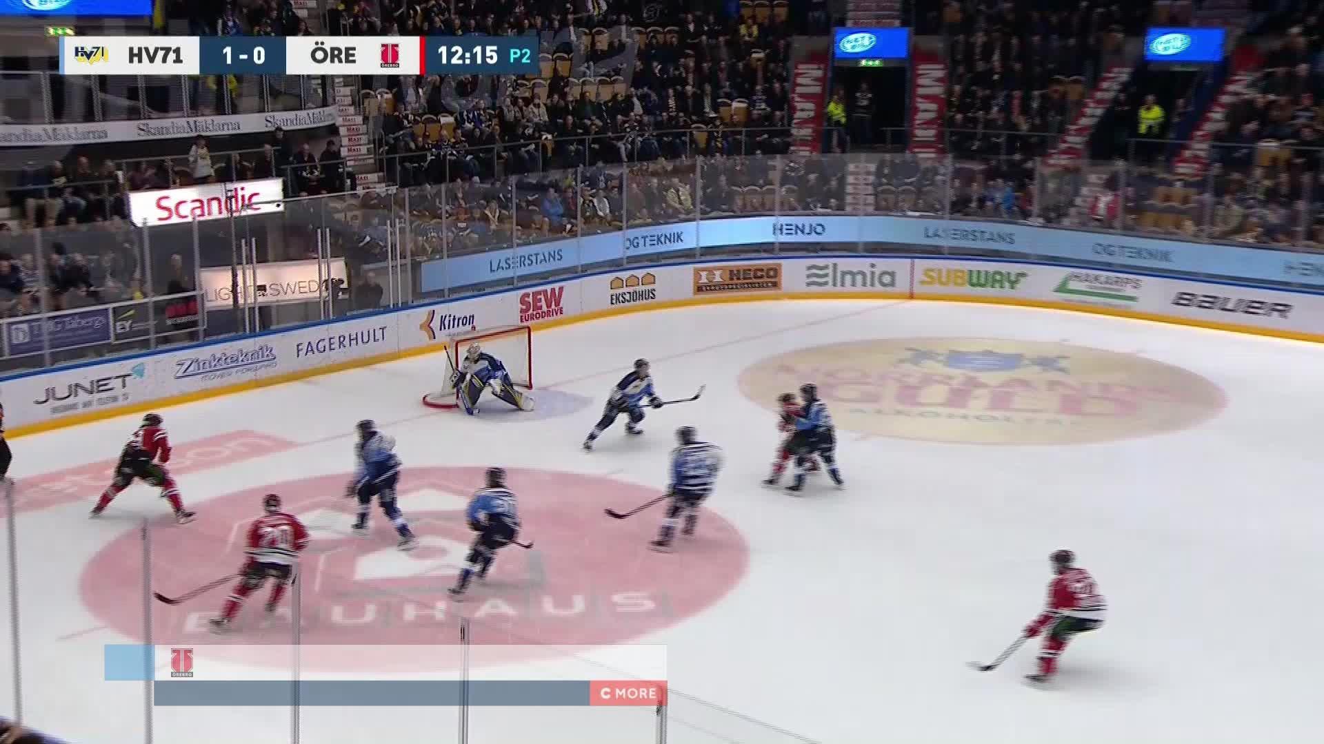 HV71 - Örebro Hockey 1-1
