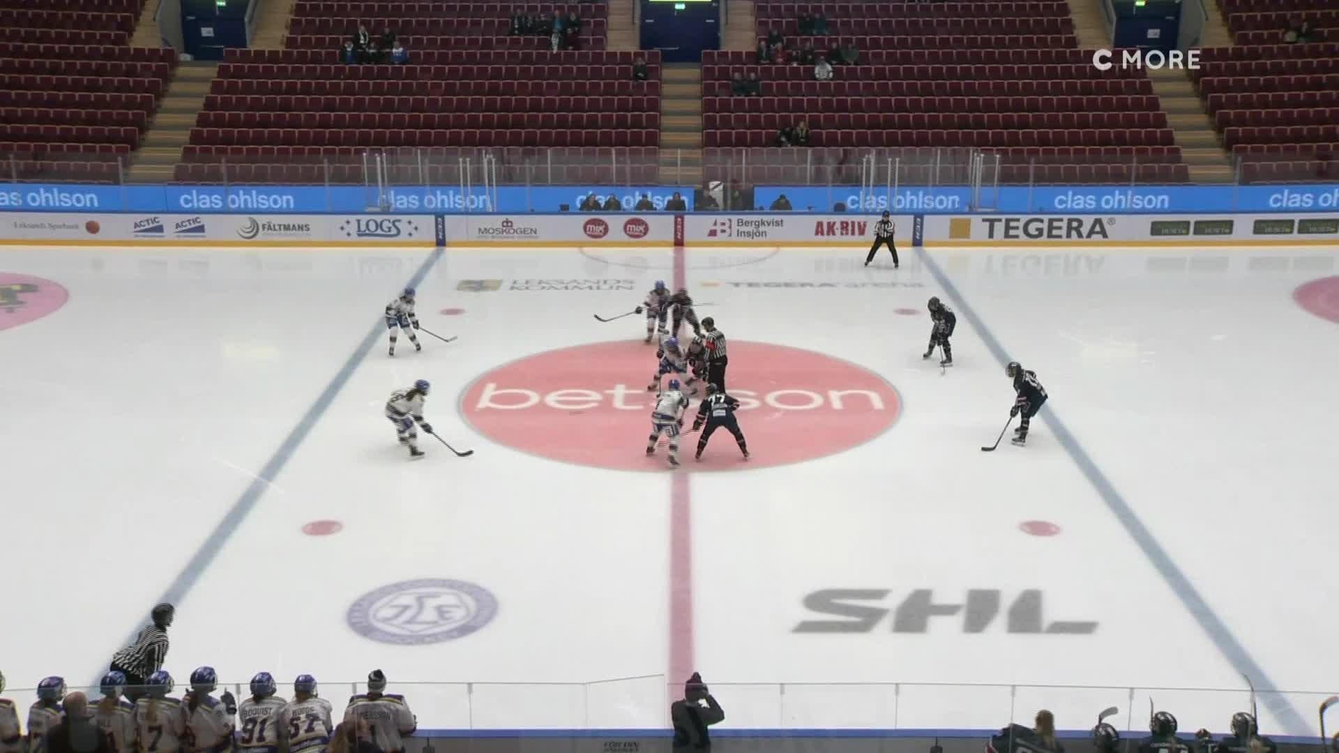 Highlights Leksand-Linköping 26 januari