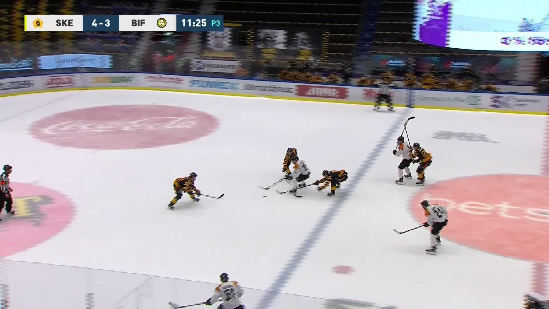 Skellefteå AIK - Brynäs IF 4-4