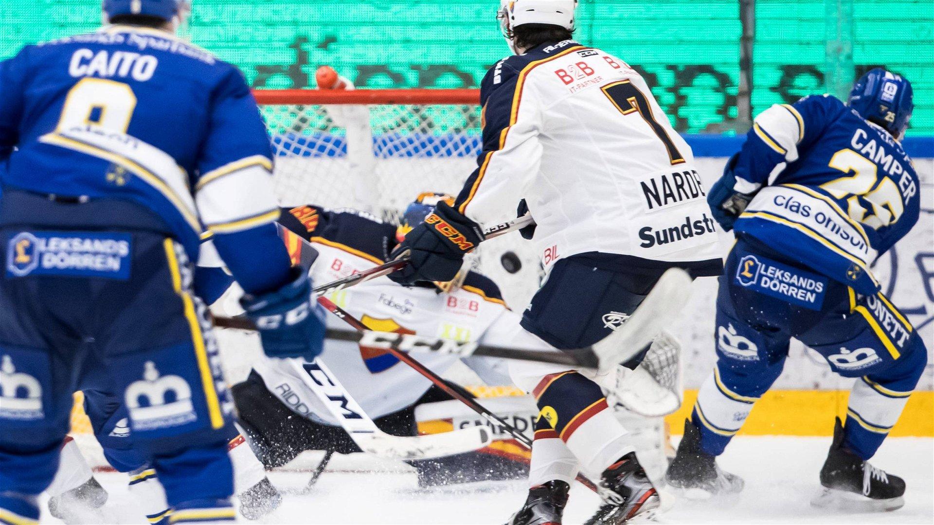 Leksands IF - Djurgården Hockey