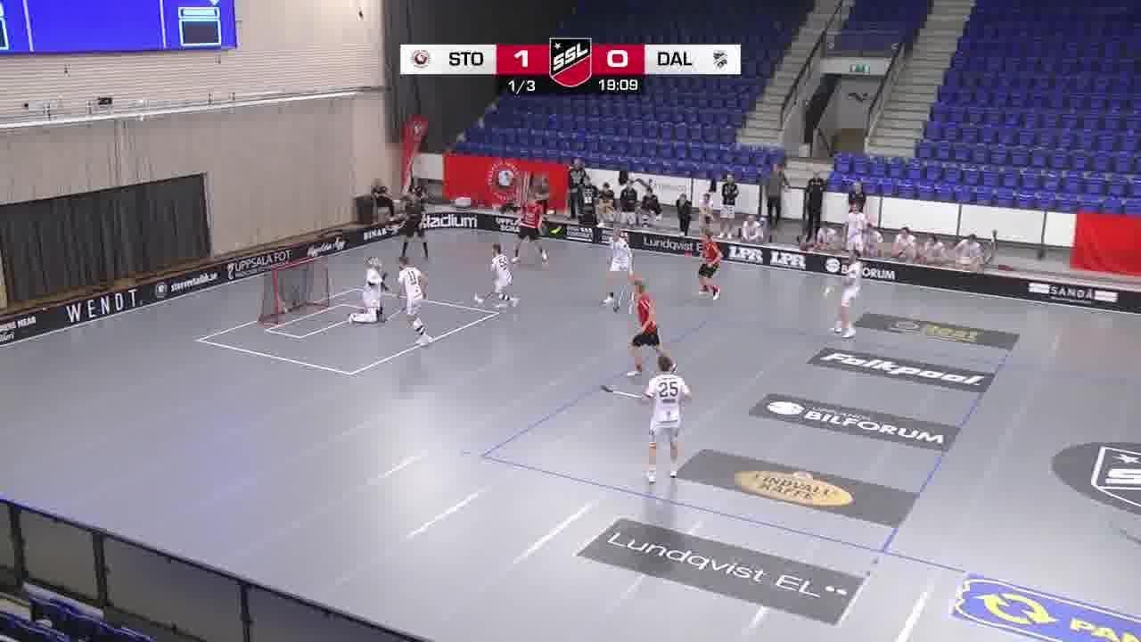 Highlights: Storvreta IBK - IBK Dalen