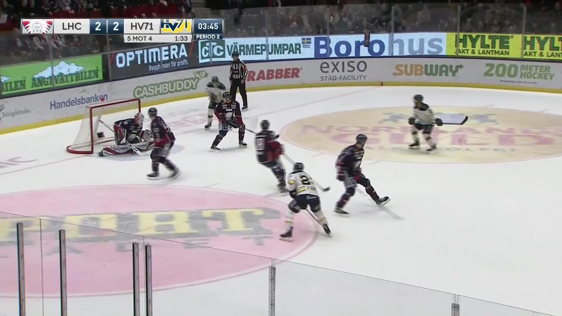 Linköping HC - HV71 2-3