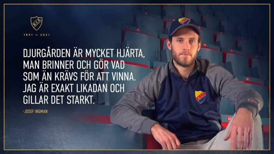 Intervju med Josef Ingman