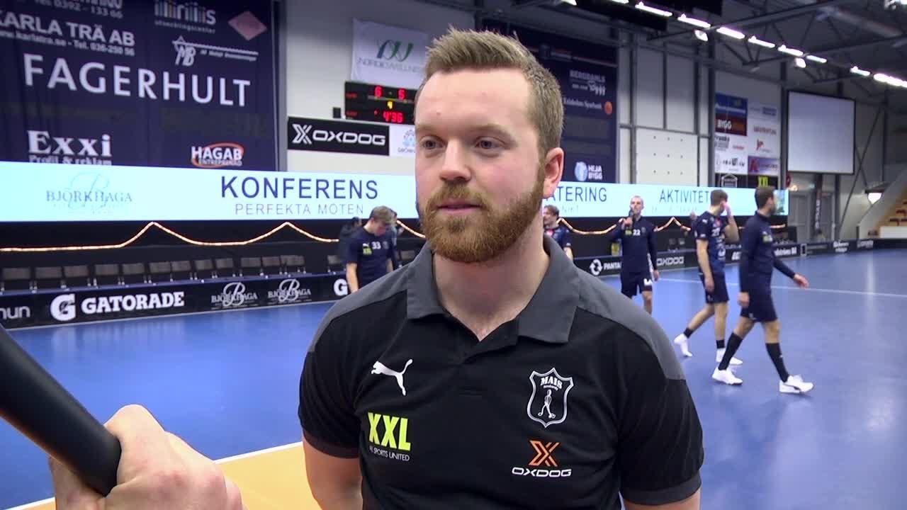 """Johan Nygårdh """"Det är bara så sjukt gott"""""""