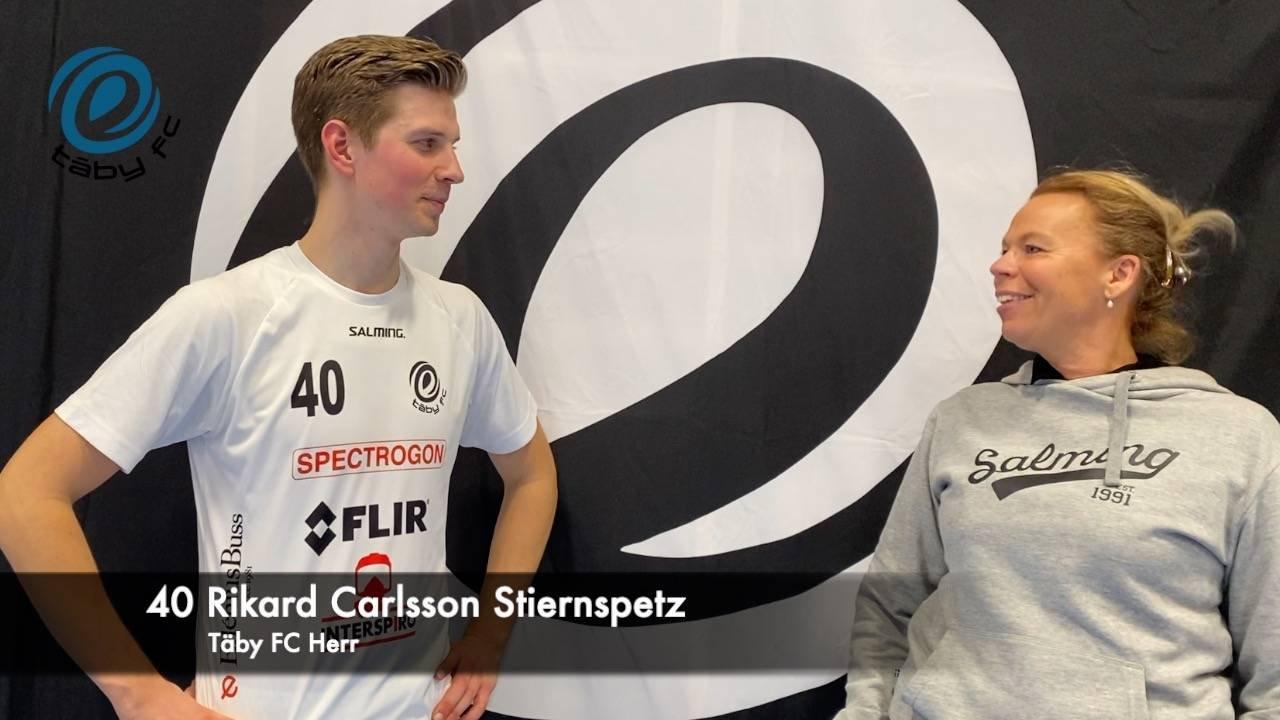 Intervju med Stierna efter segern mot Bele Barkarby