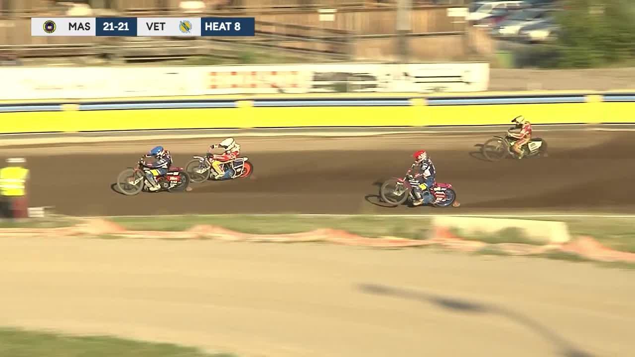 Highlights: Masarna - Vetlanda Speedway