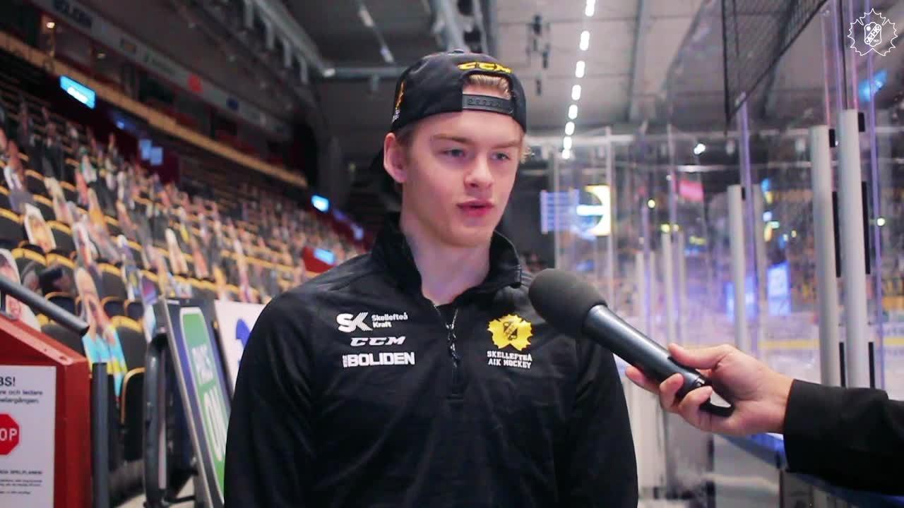 """Robertsson inför SKE - HV: """"Bra go i gruppen"""""""