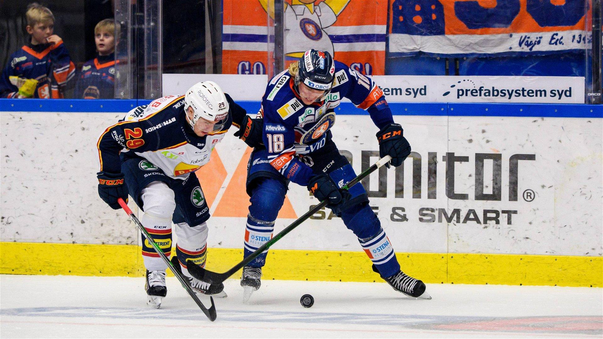 Växjö Lakers - Djurgården Hockey
