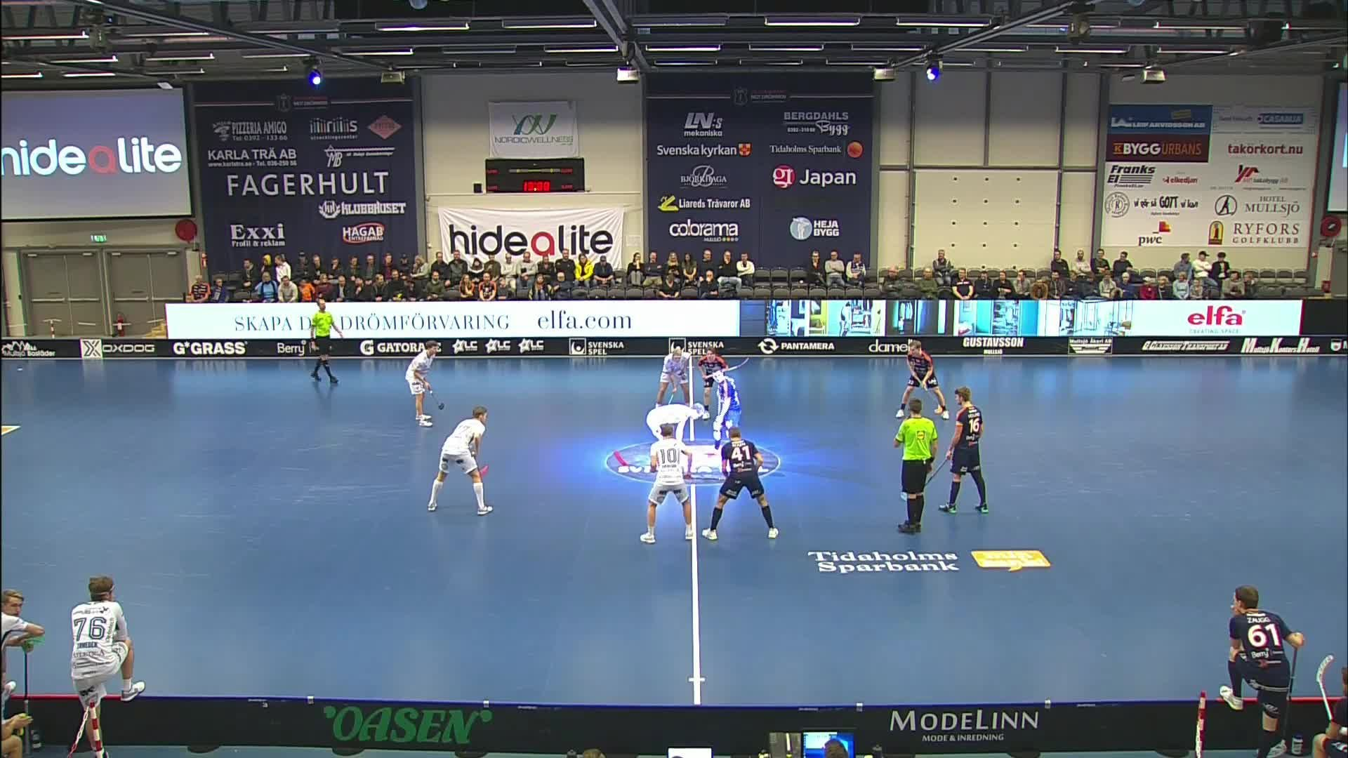 Highlights Mullsjö-Warberg 4 mars