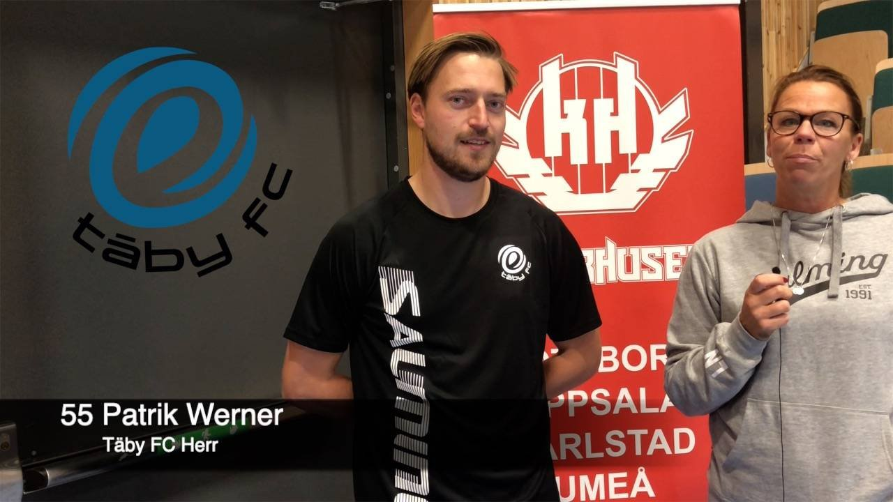 Speakers Corner #10 - Patrik Werner
