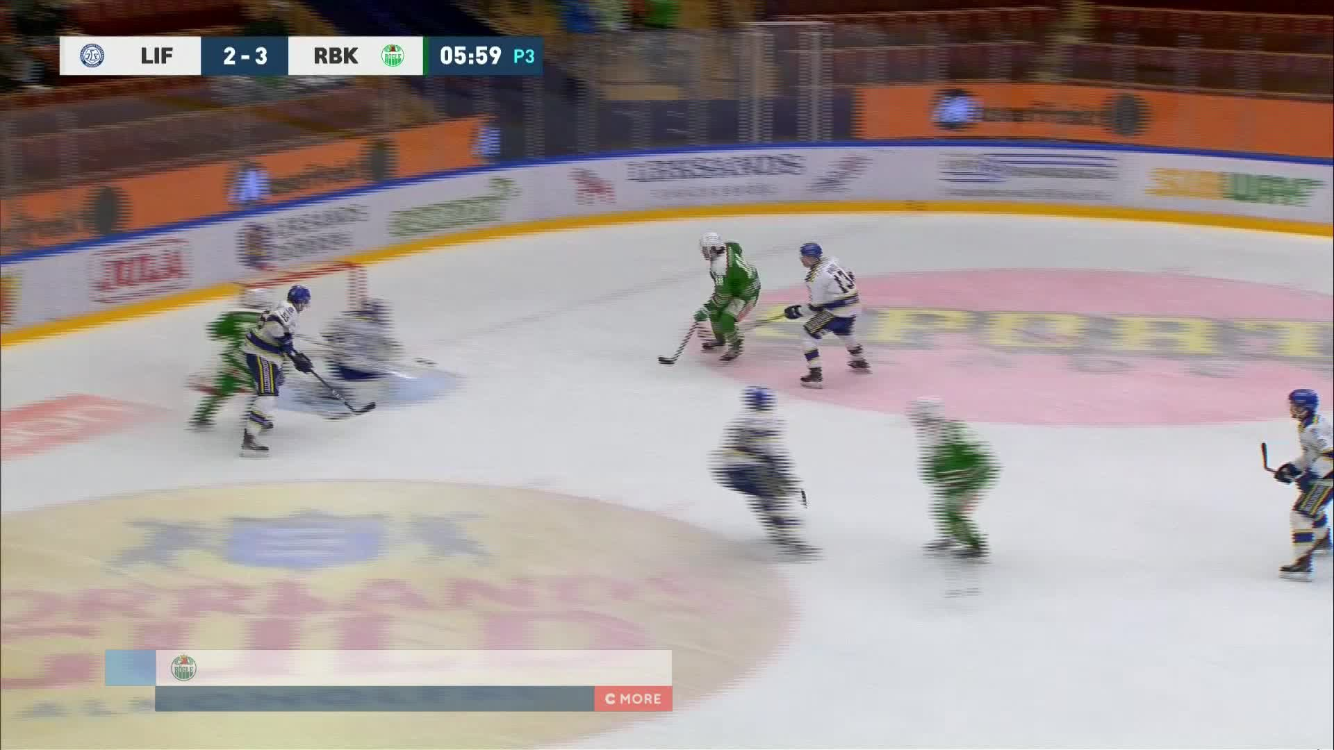 Leksands IF - Rögle BK 2-4