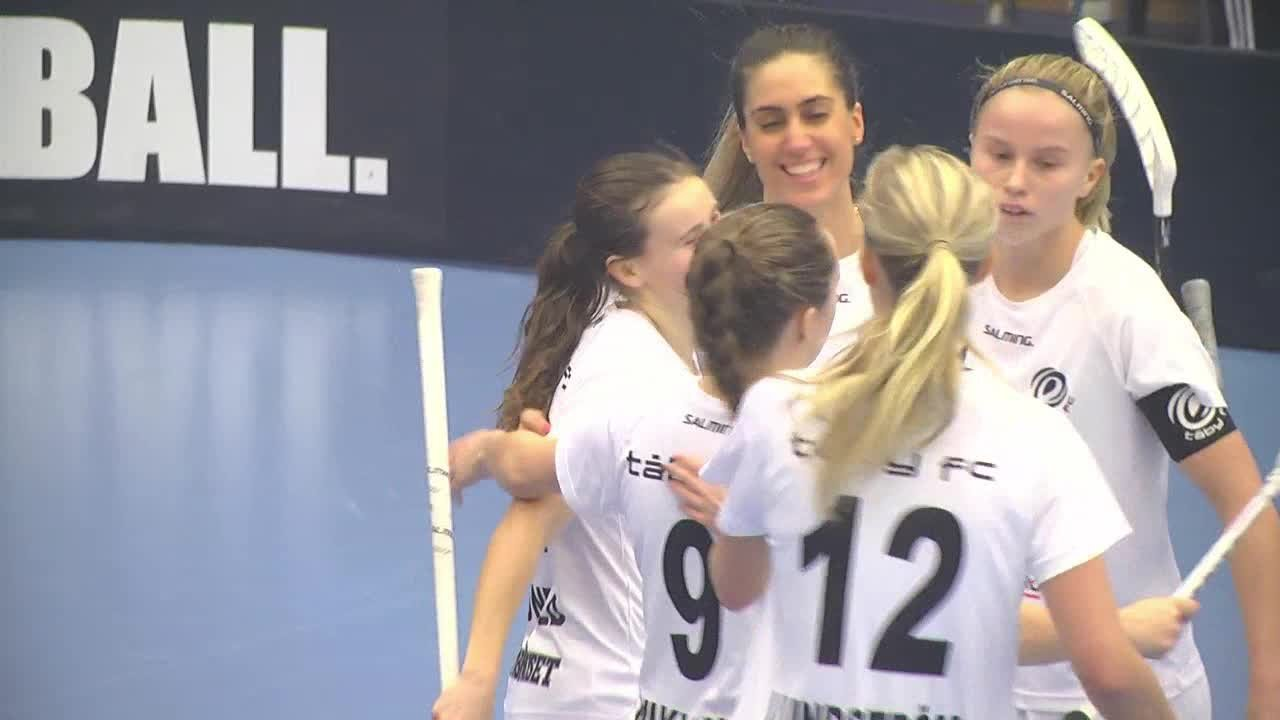 Highlights: Sirius Innebandy - Täby FC