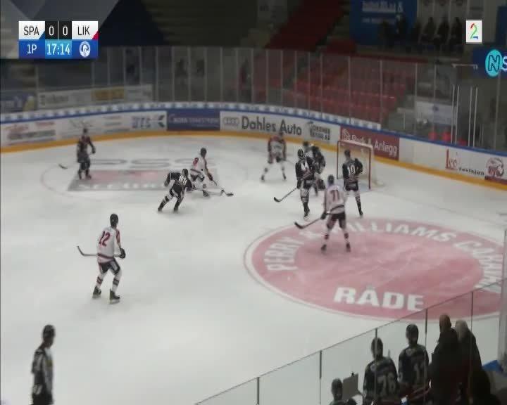 Sparta - Lillehammer