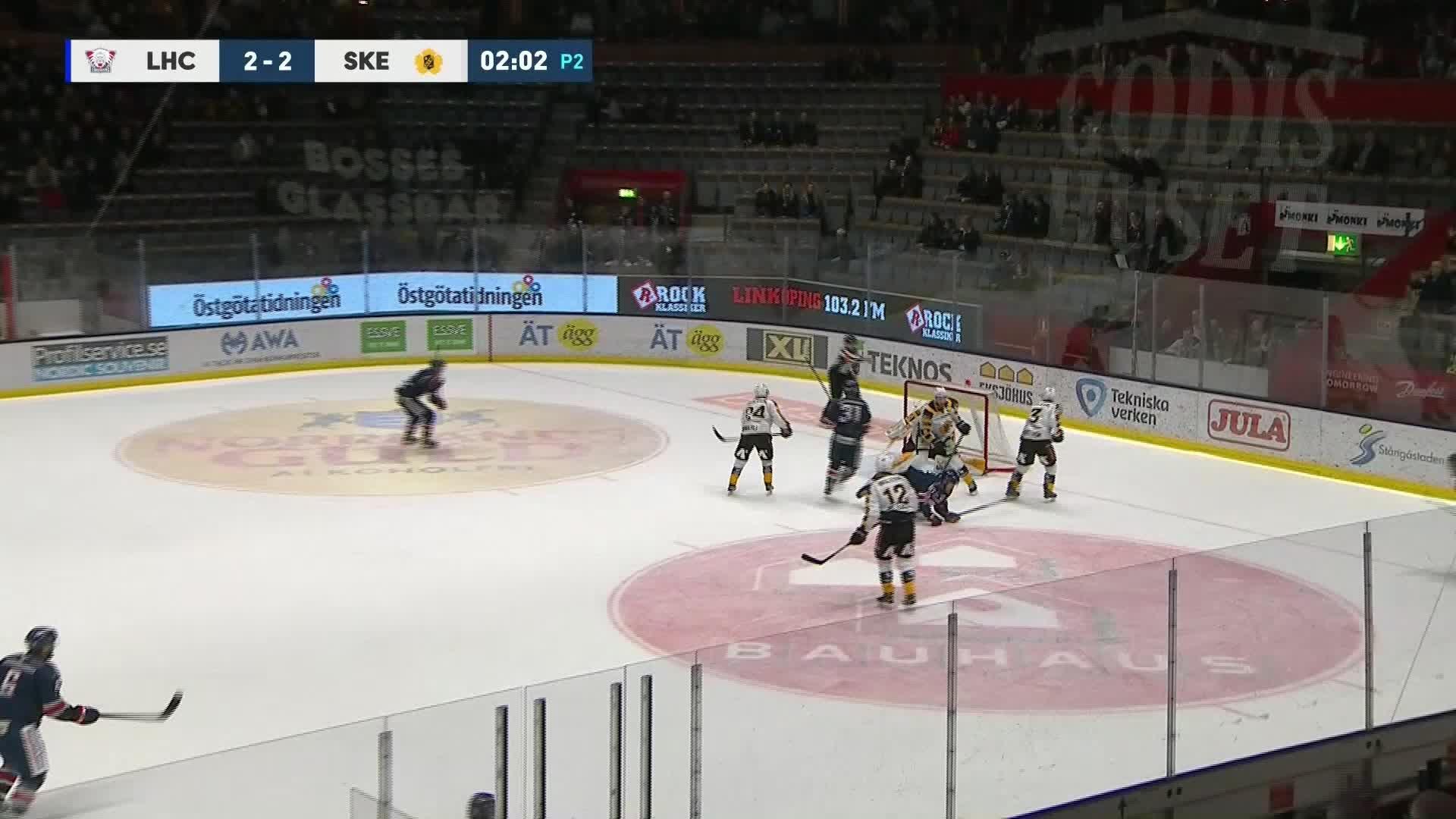 Linköping HC - Skellefteå AIK 3-2
