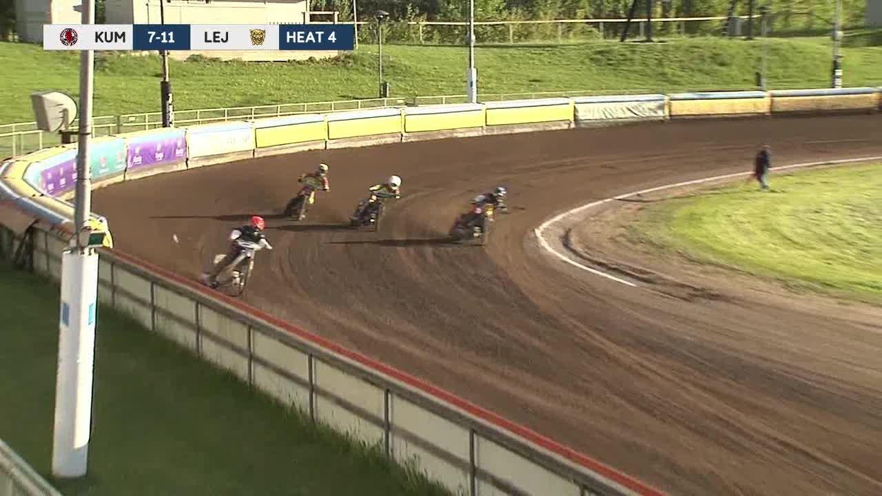 Highlights: Indianerna - Lejonen