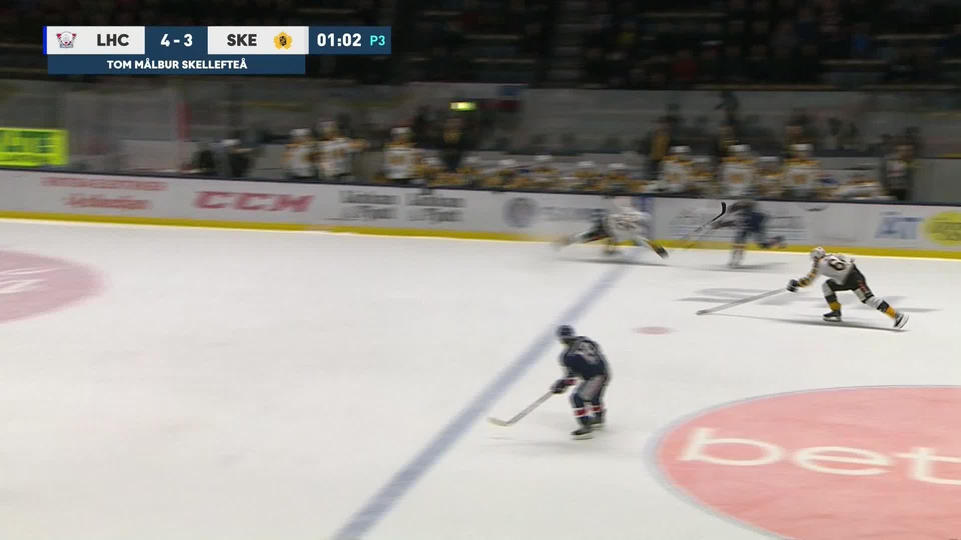 Linköping HC - Skellefteå AIK 5-3