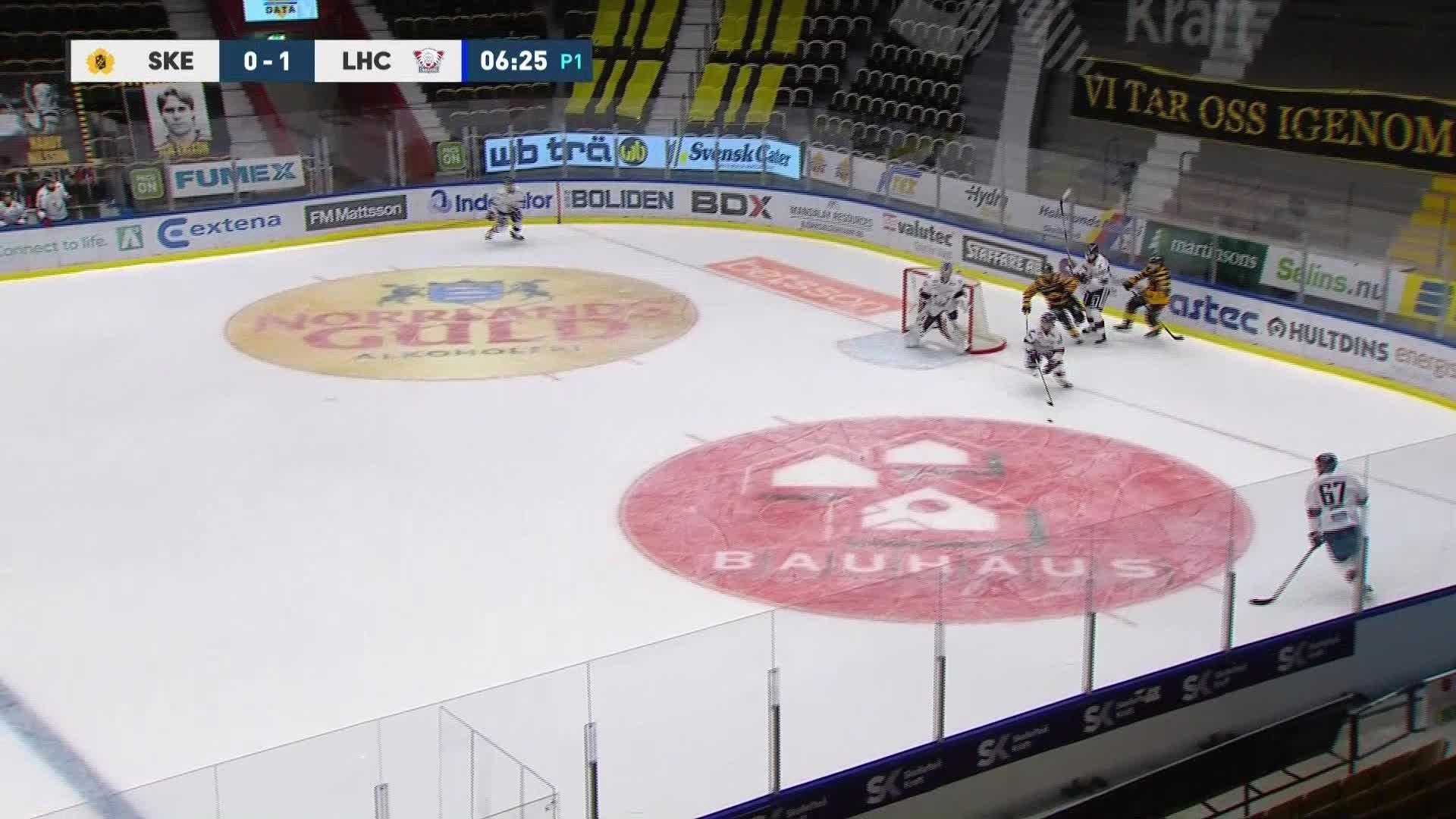 Skellefteå AIK - Linköping HC 0-2