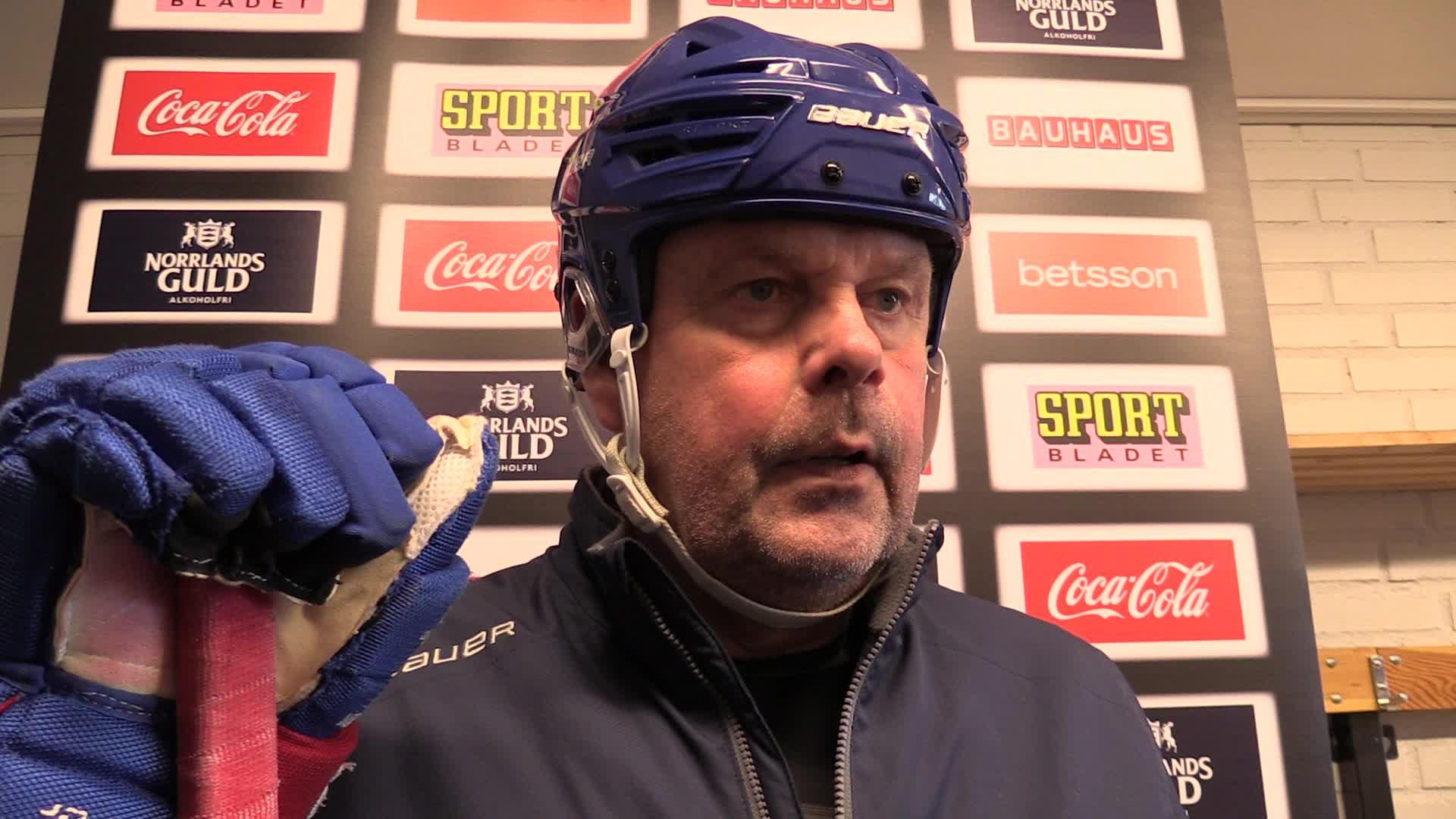 Per-Erik Johnsson inför Örebro hemma 200303