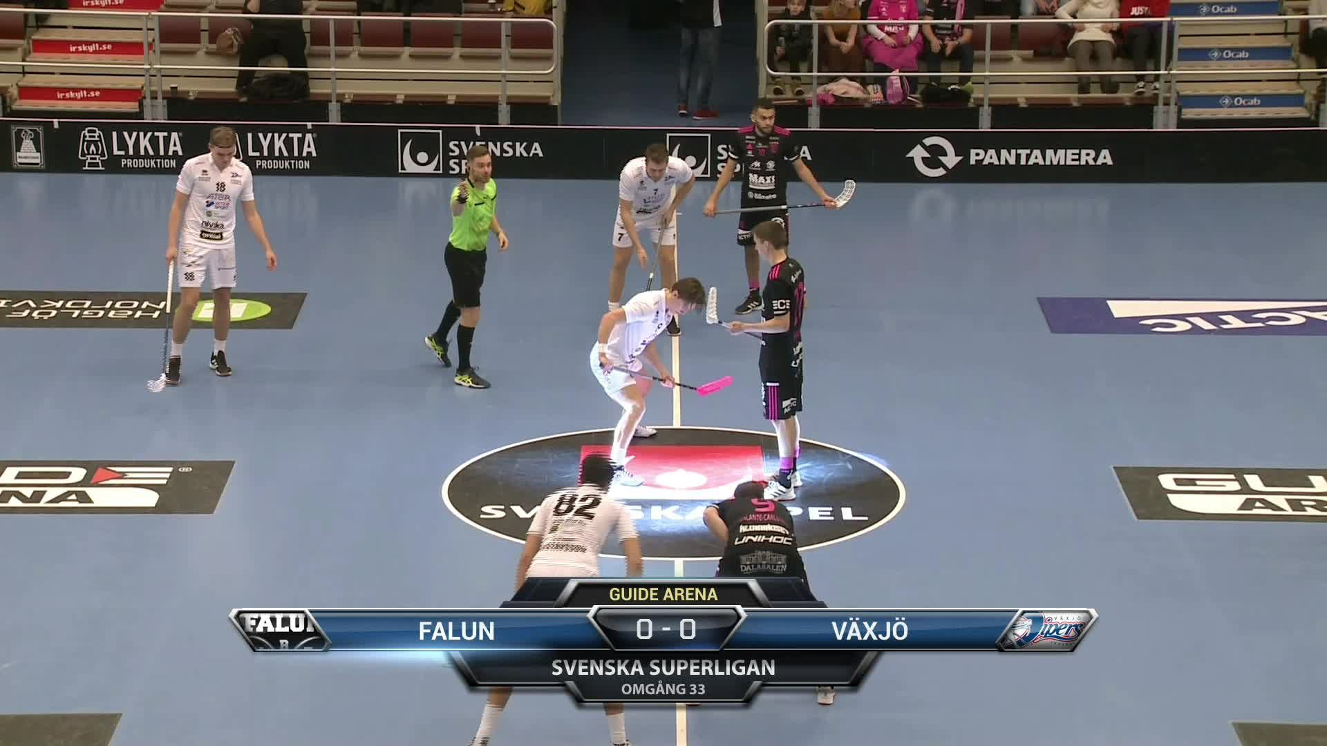 Highlights Falun-Växjö 4 mars