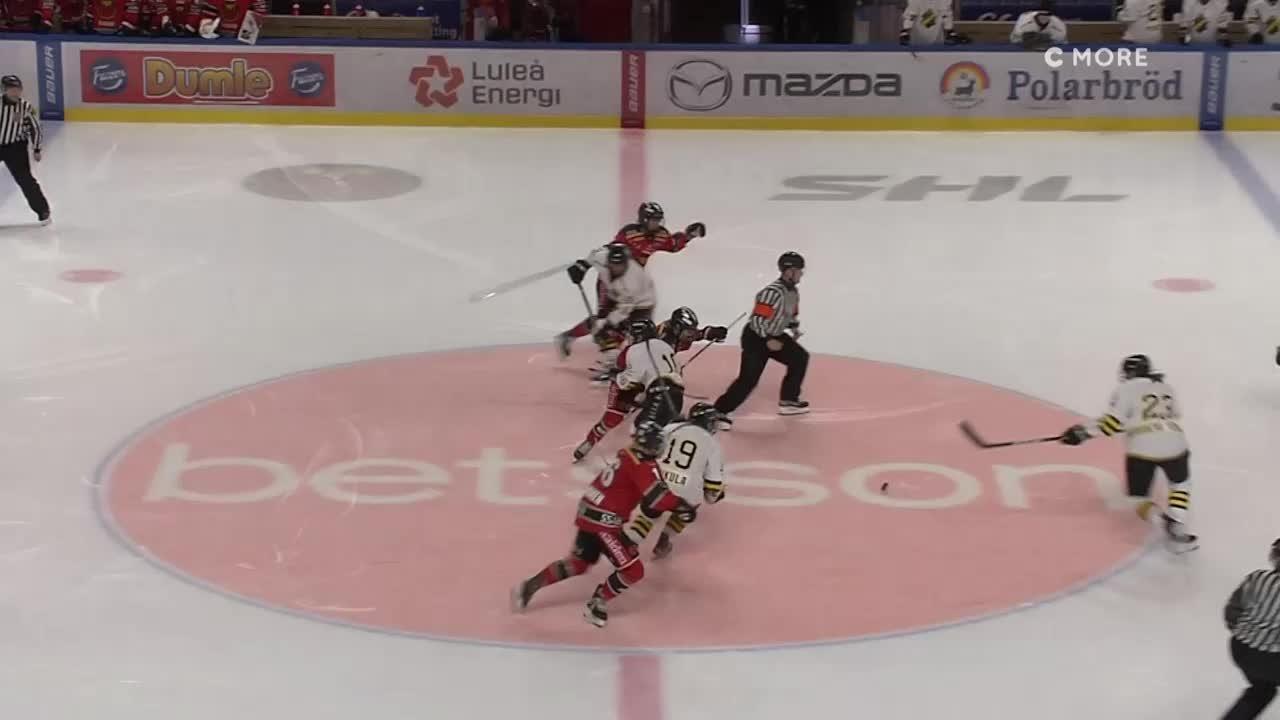 Hightlights: Luleå/MSSK-AIK 3 okt