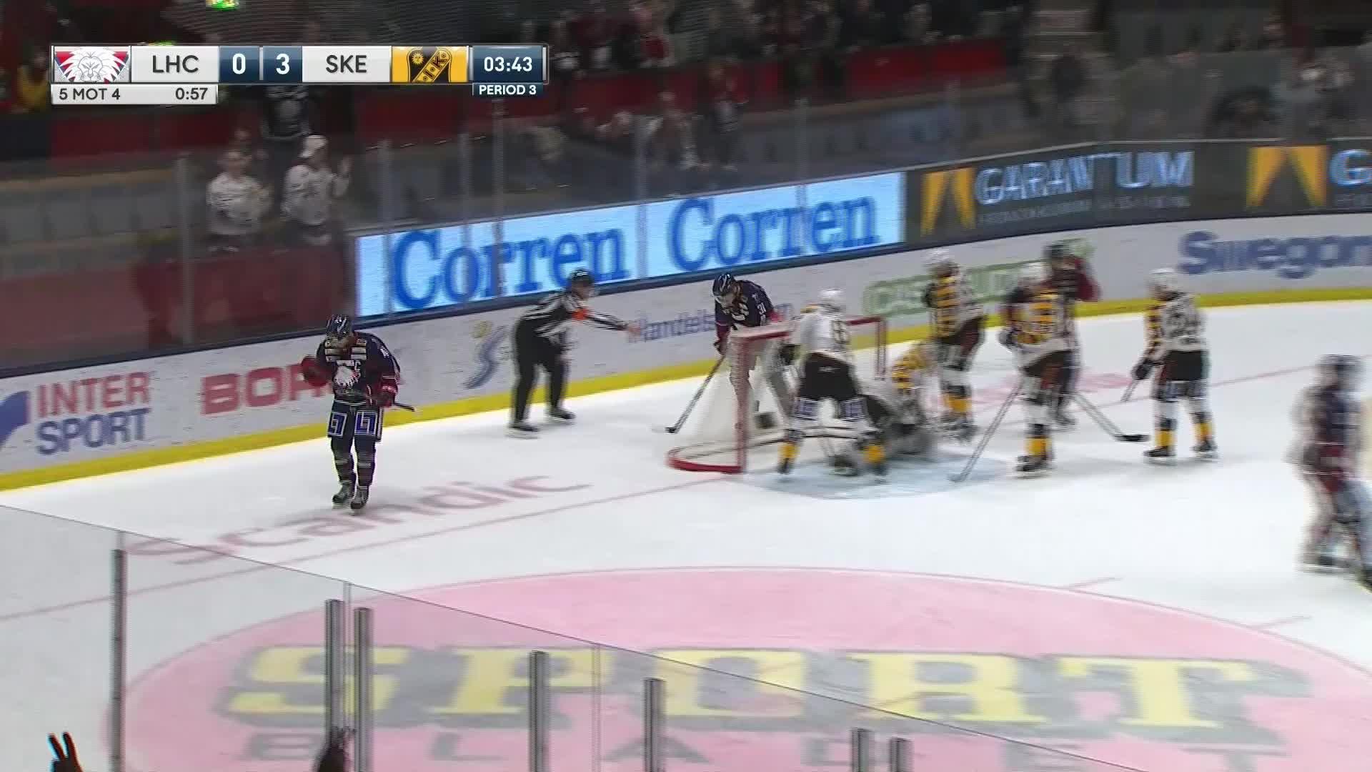Linköping HC - Skellefteå AIK 1-3