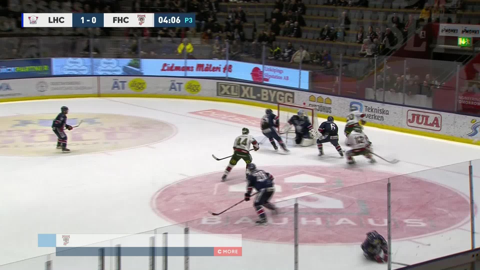 Linköping HC - Frölunda HC 1-1
