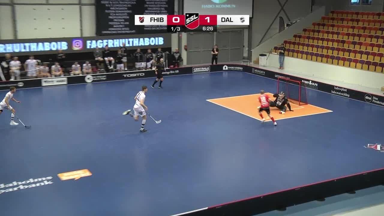 Highlights: Fagerhult Habo IB - IBK Dalen