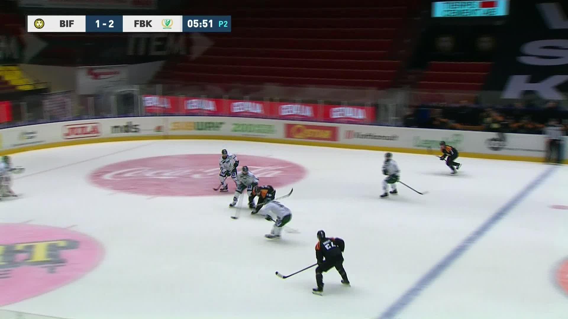 Brynäs IF - Färjestad BK 1-3