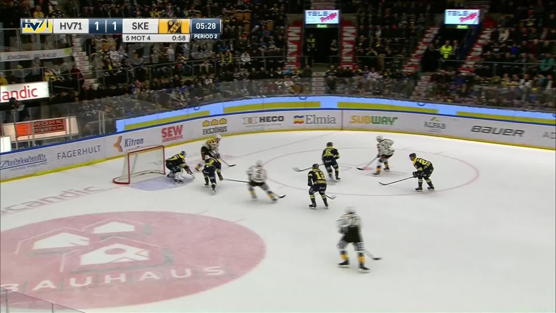 HV71 - Skellefteå AIK 1-2