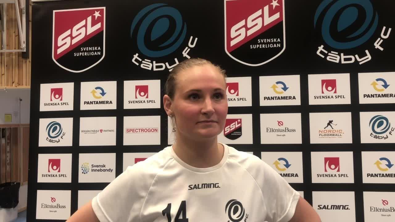 Intervju med Moa Tschöp efter Endre hemma
