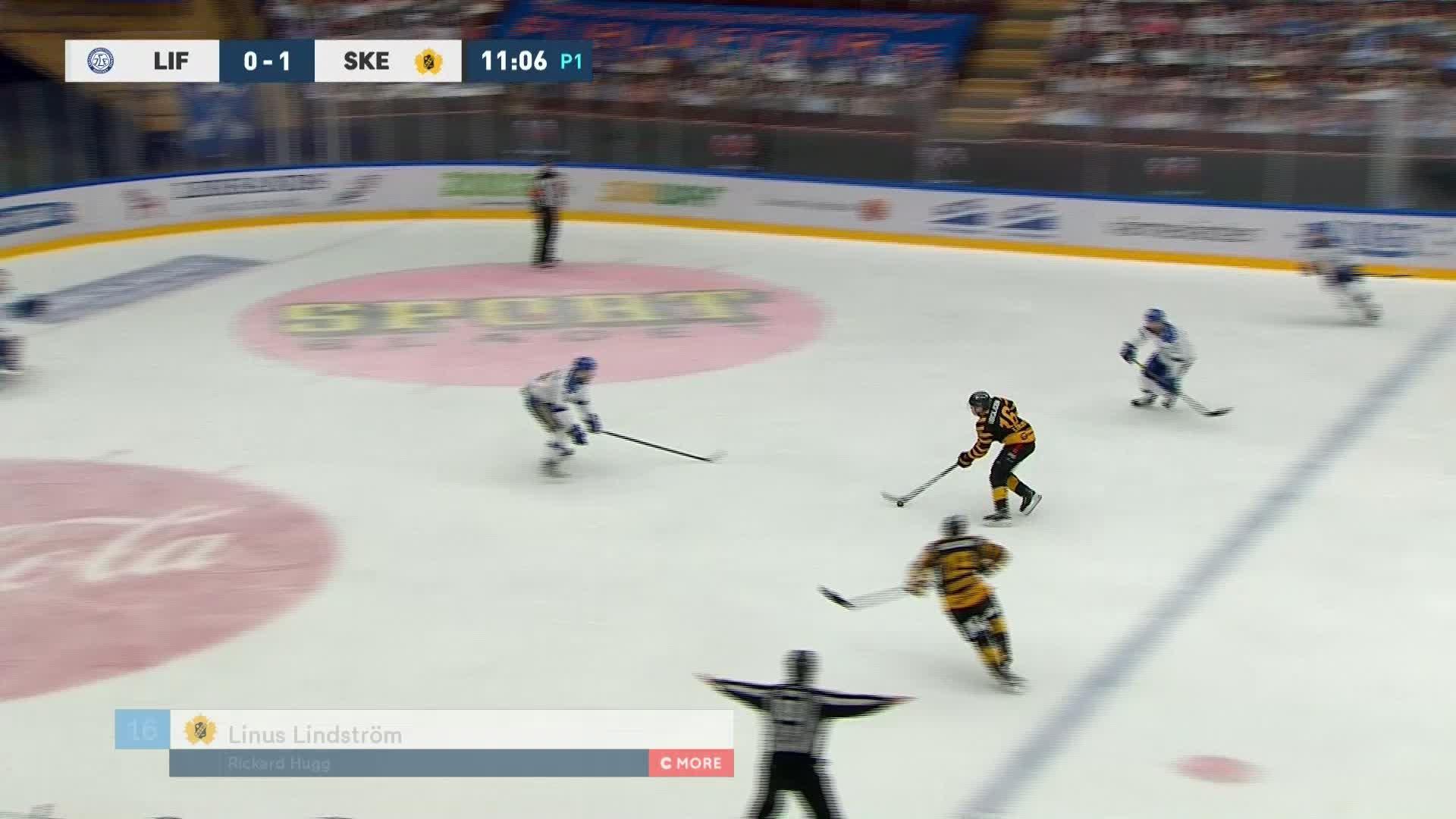 Leksands IF - Skellefteå AIK 0-2