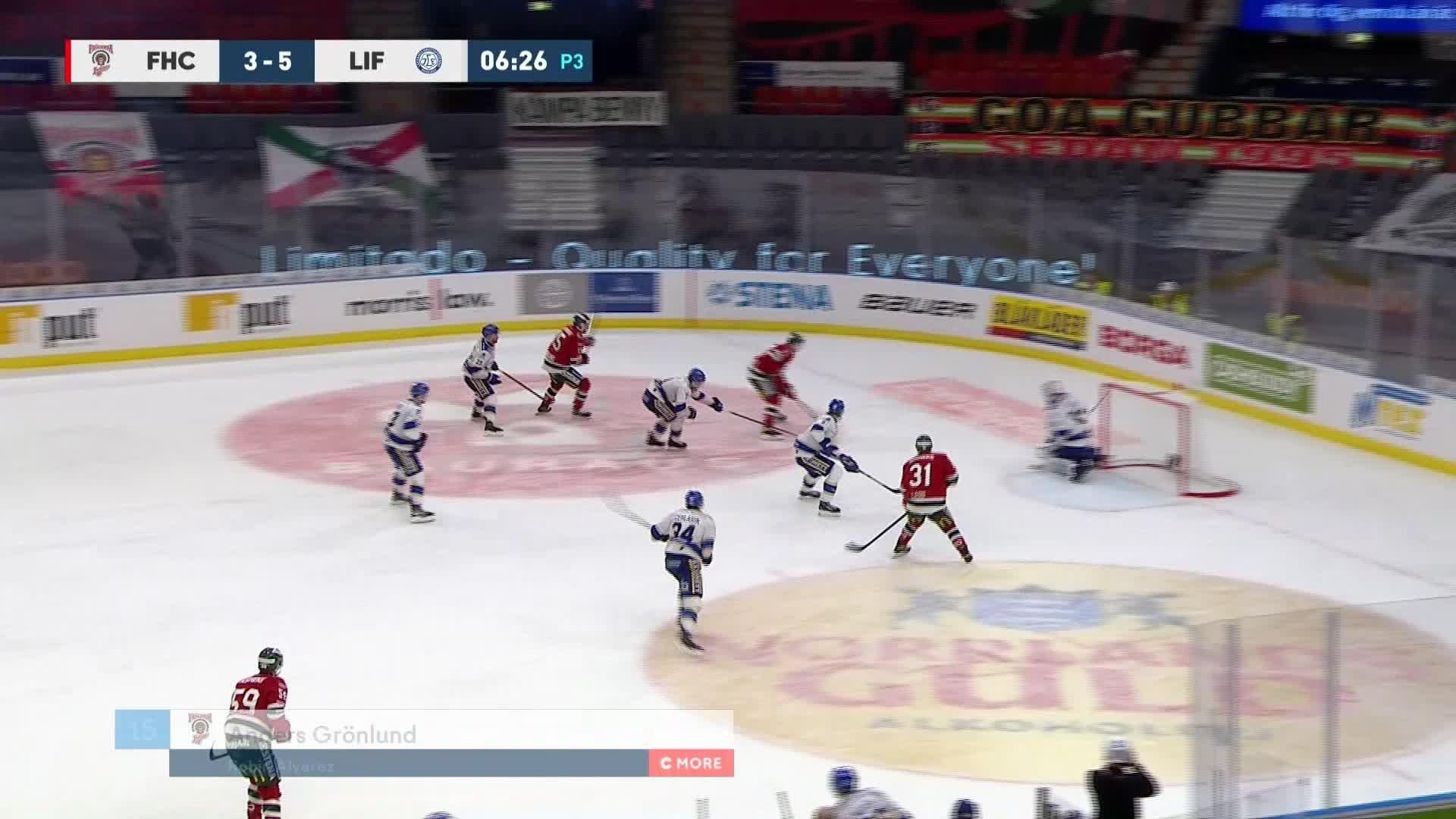 Frölunda HC - Leksands IF 4-5