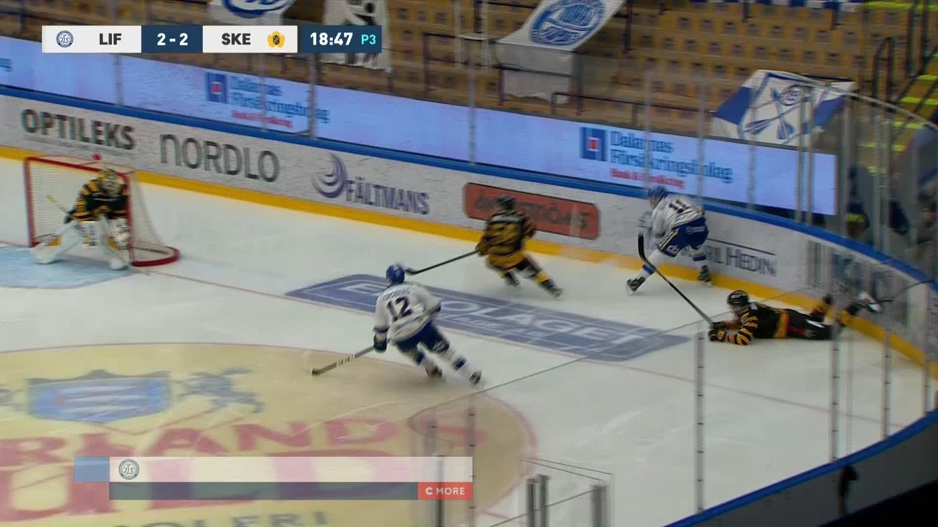 Leksands IF - Skellefteå AIK 3-2