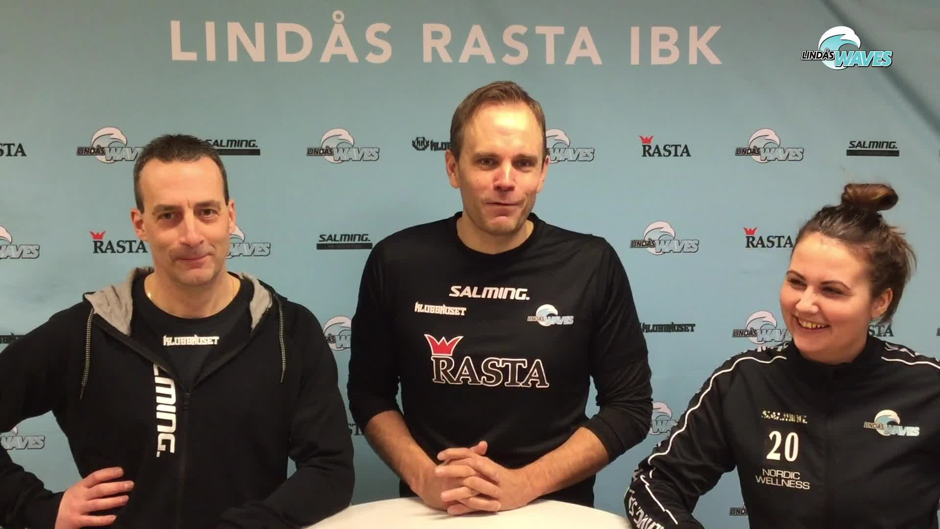 Lindås-TV med Caisa och Anders