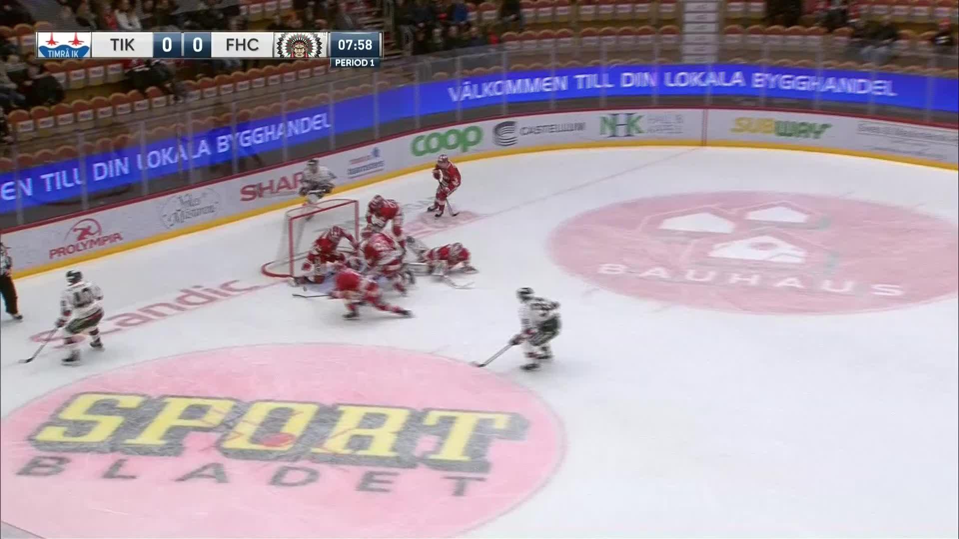 Timrå IK - Frölunda HC 0-1
