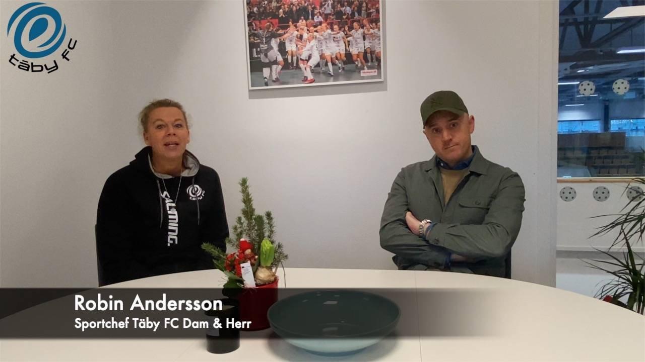Speakers Corner #26 - Robin Andersson