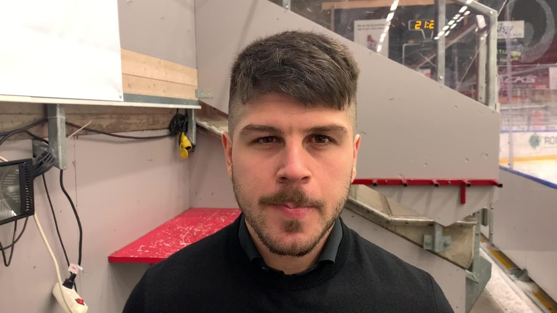 Serhan Cicek efter Västerås