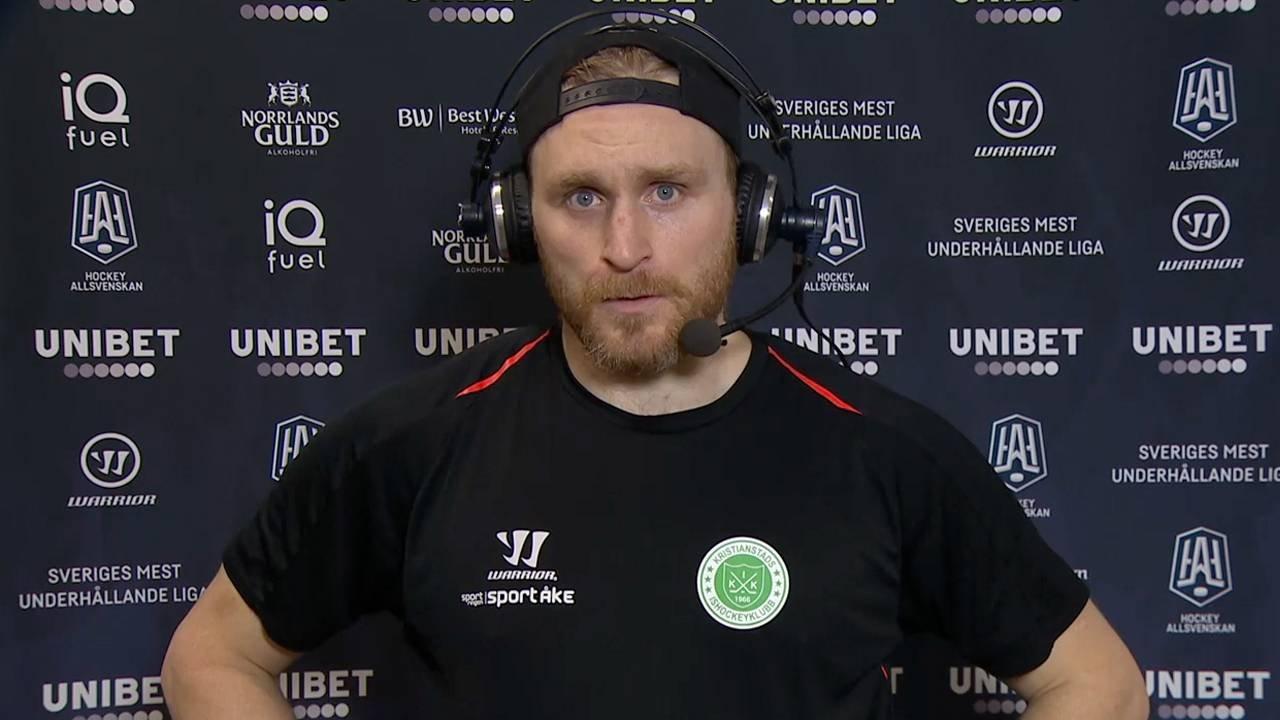 2021-03-23 Segerintervju: Fredrik Hansson
