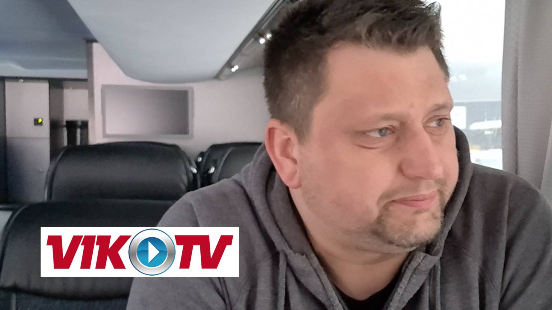 Intervju med Karlin inför bortamatchen mot Timrå 21/2