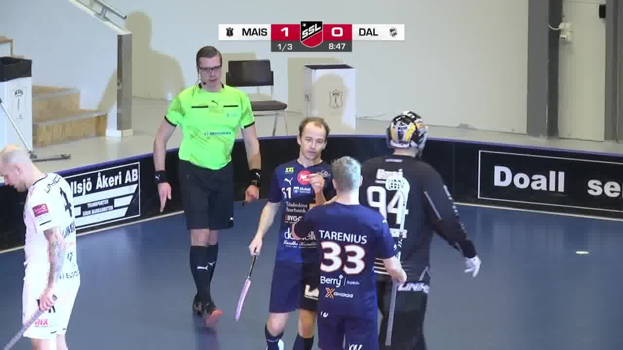 Highlights: Mullsjö AIS - IBK Dalen