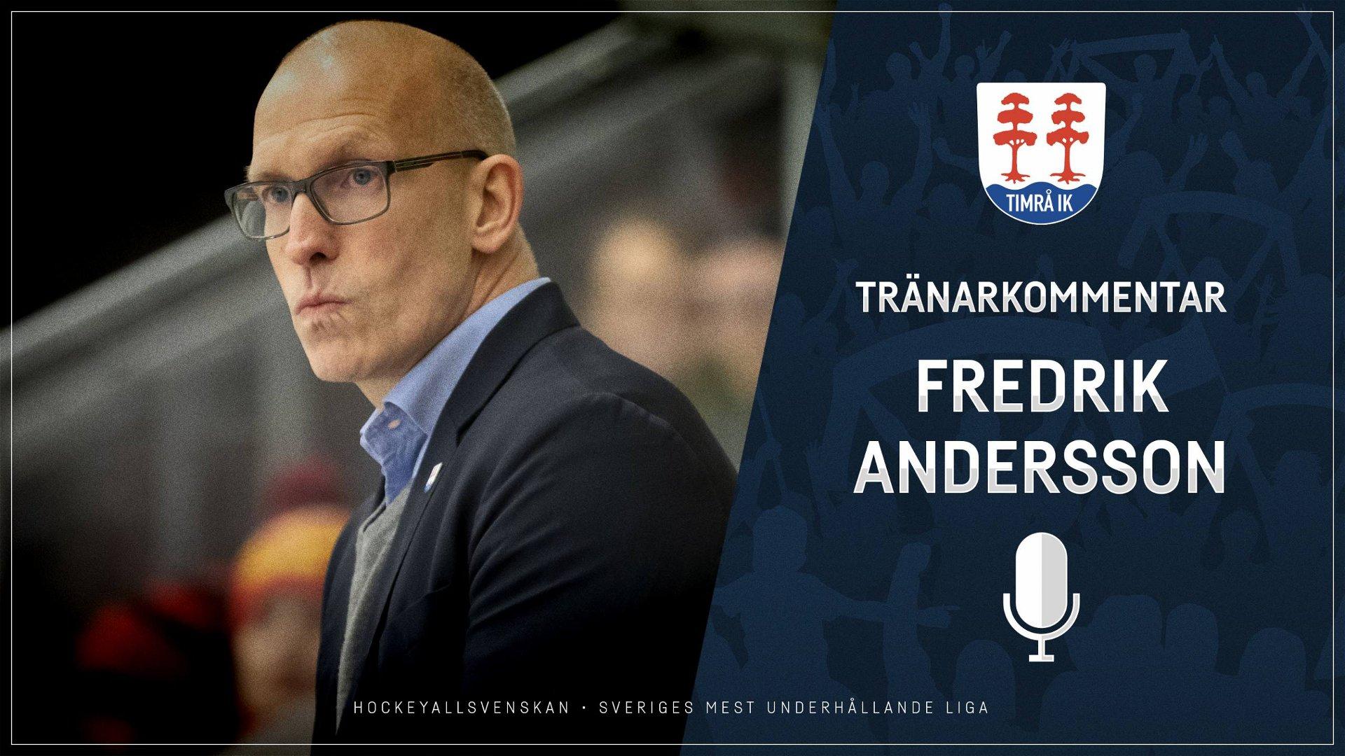 2020-12-03 Segerintervju: Fredrik Andersson, Timrå