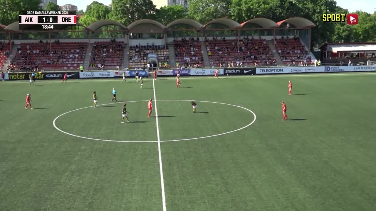Highlights: AIK - KIF Örebro DFF