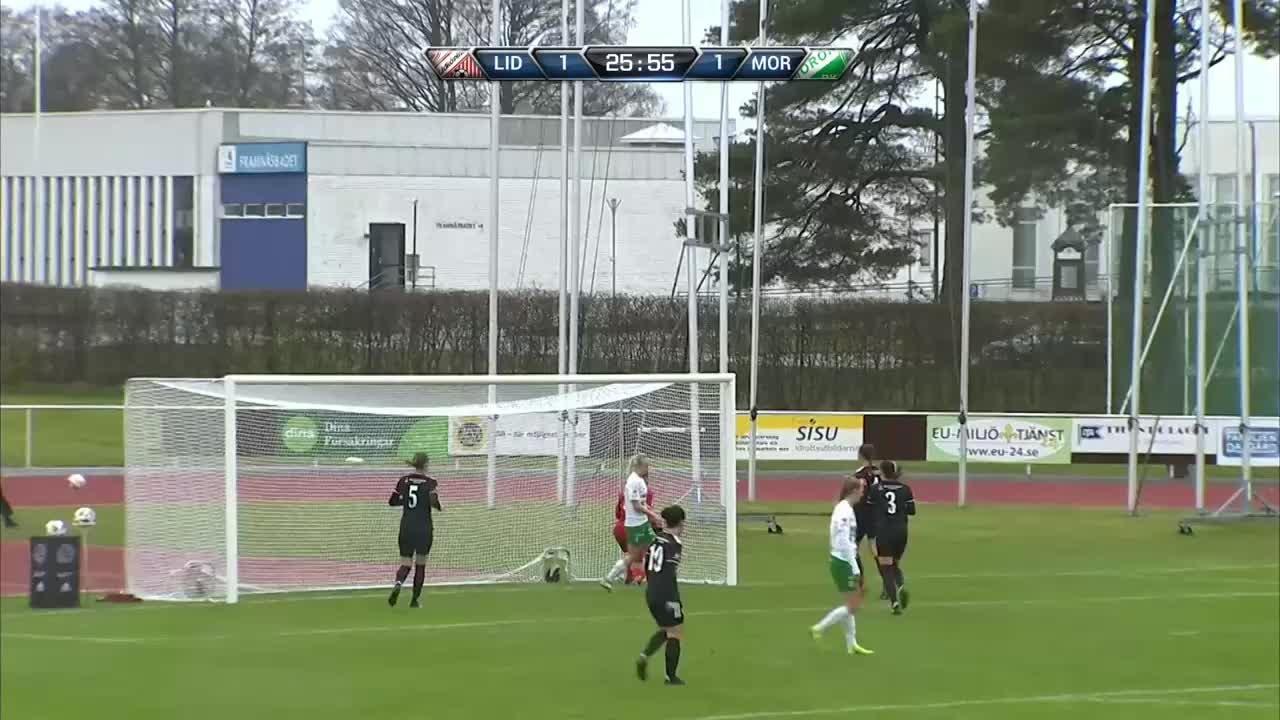 Highlights: Lidköpings FK-Morön BK