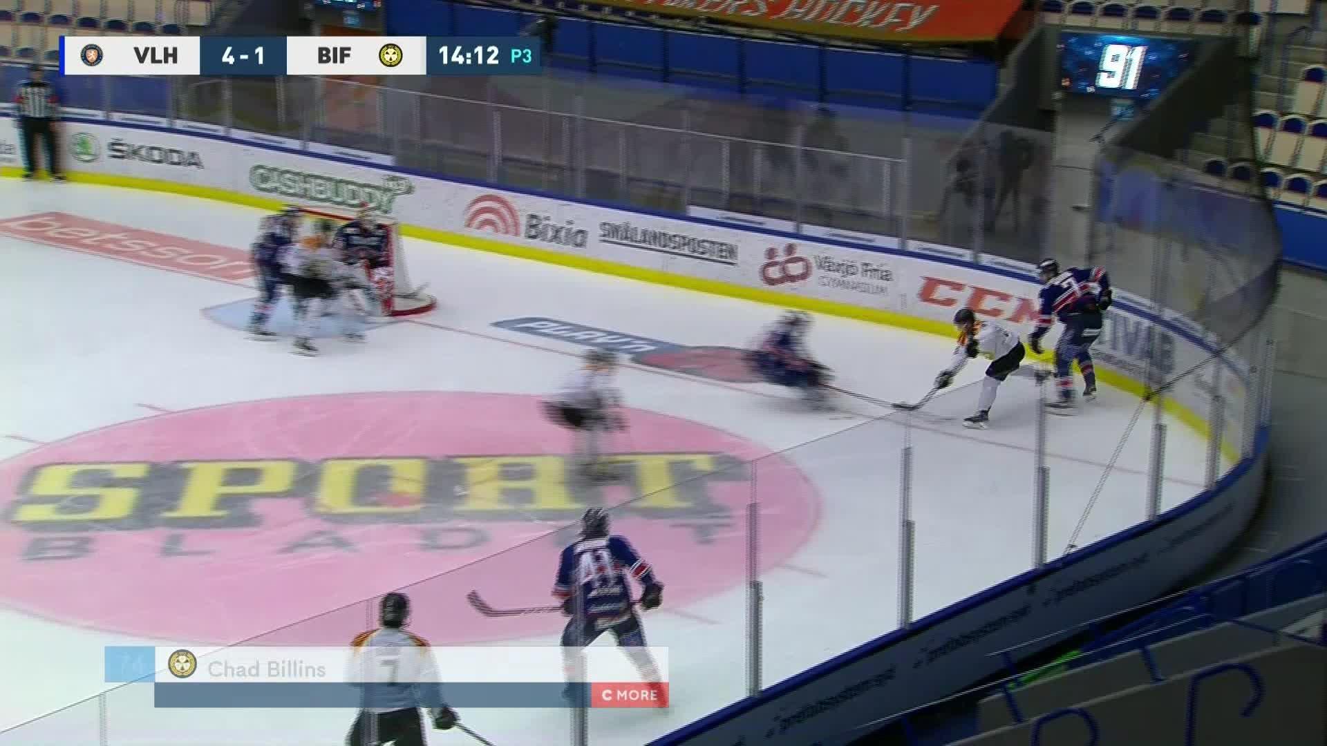 Växjö Lakers - Brynäs IF 4-2
