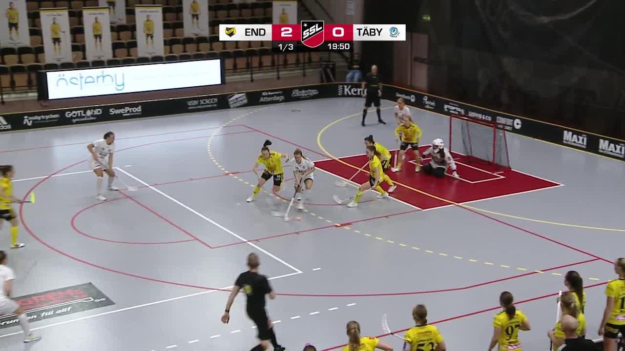 Highlights KF3: Endre - Täby