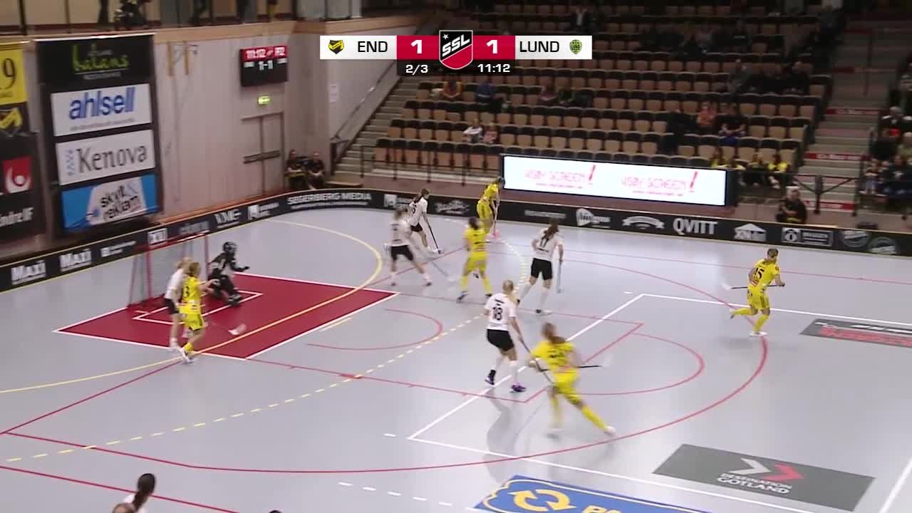 Highlights: Endre IF-IBK Lund