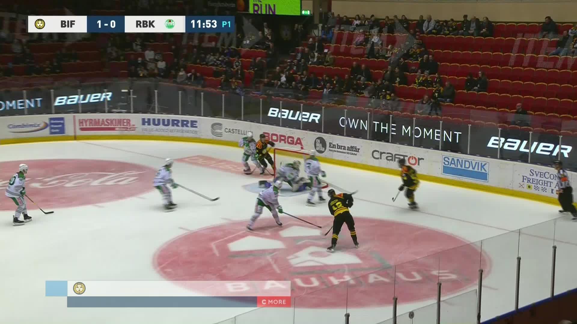 Brynäs IF - Rögle BK 2-0
